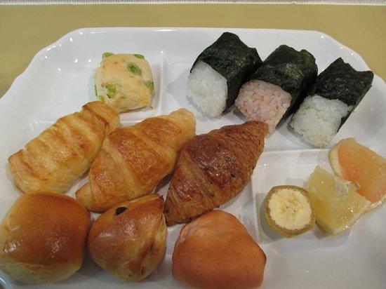 ヴィアイン京都四条室町, 朝食4