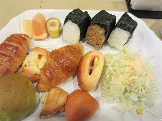 ヴィアイン京都四条室町, 朝食1