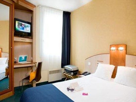 Alliance Hotel Brussels Expo: Guest Room