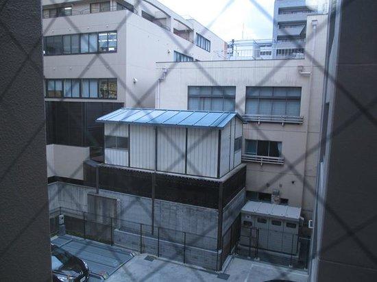 Via Inn Kyoto Shijo Muromachi: 眺望