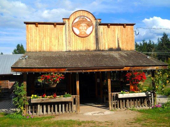 Caravan Farm Theatre: Caravan Cookshack