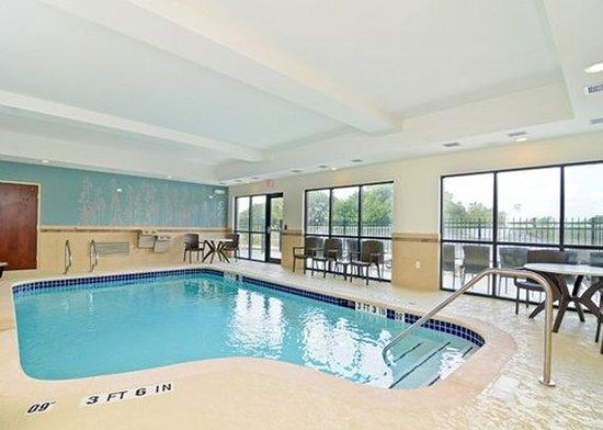 Sleep Inn & Suites N Austin: Pool