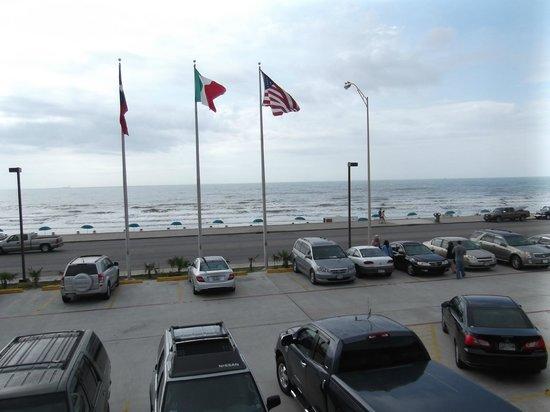 Gaido's Seaside Inn: view from room 250