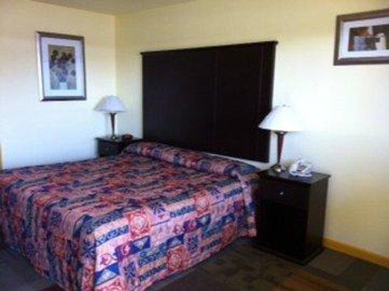 Value Lodge: Queenbedroom
