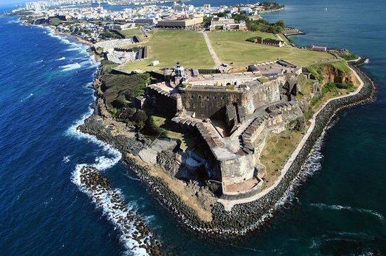 Puerto Rico El Morro Tours