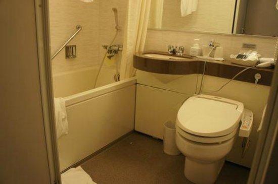 Hotel Mets Mejiro: Bathroom