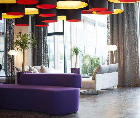 Solo Sokos Hotel Paviljonki : Lobby
