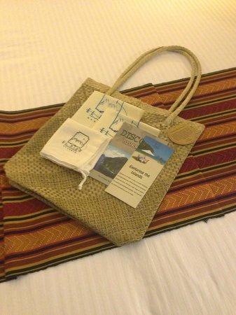 El Nido Resorts Miniloc Island: Swag