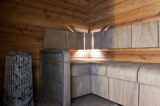 Solo Sokos Hotel Paviljonki: Suite Sauna