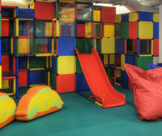 Solo Sokos Hotel Paviljonki: Children´s Playroom