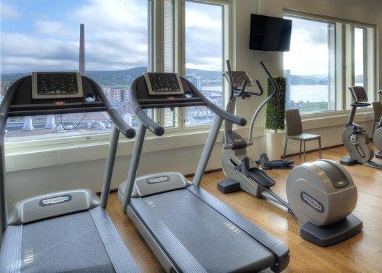 Solo Sokos Hotel Paviljonki: Gym