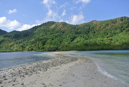 El Nido Resorts Miniloc Island: Ssssnake Island