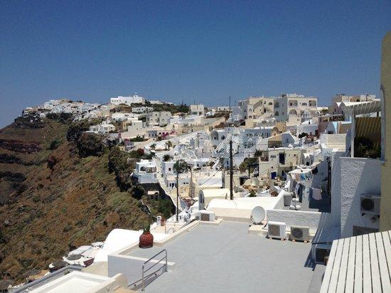 Hotel Mylos: Firastefani