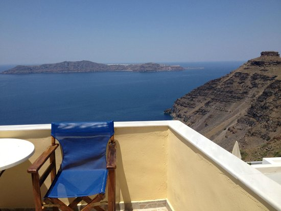 Hotel Mylos: Another beautiful day!