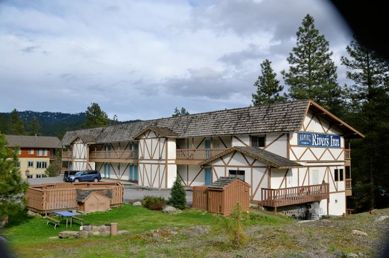 The Alpine Rivers Inn