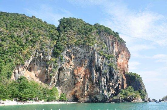 Tup Island: Phranang Beach