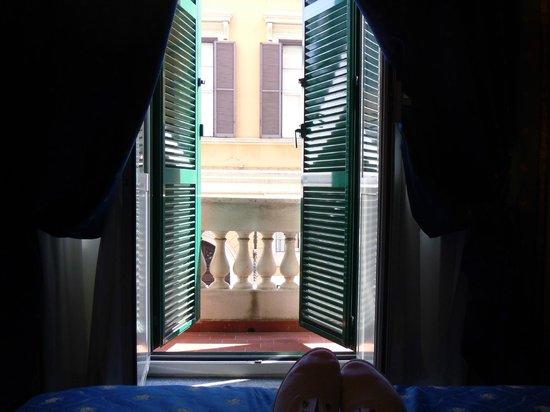 Montecarlo Hotel: balcony