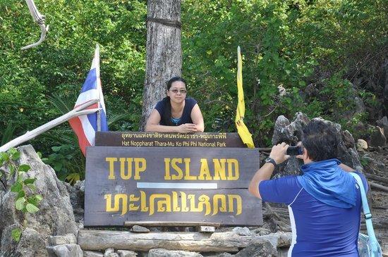 เกาะทับ: @ Tup Island