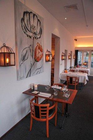Hotel Herbergh Amsterdam Airport: Restaurant La Bouche