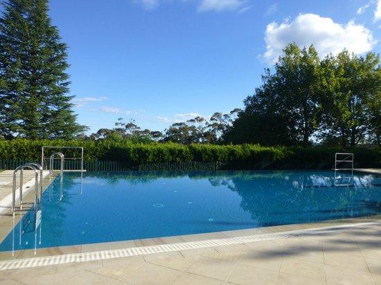 Lilianfels Resort & Spa - Blue Mountains: Pool Area