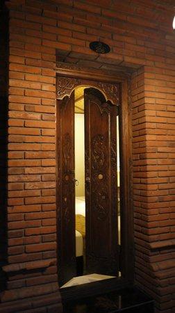 โรงแรมซันตียูบุด: Deluxe room