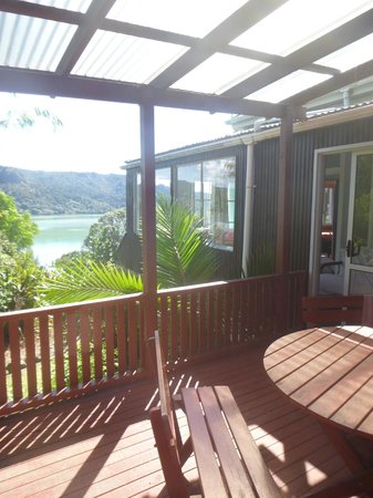 Sunseeker Lodge: apartment view