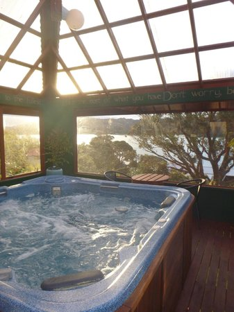 Sunseeker Lodge: The Spa