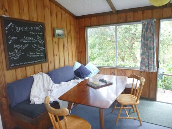 Sunseeker Lodge: backpackers