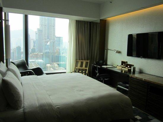Hotel ICON: Club Floor Harbour View room