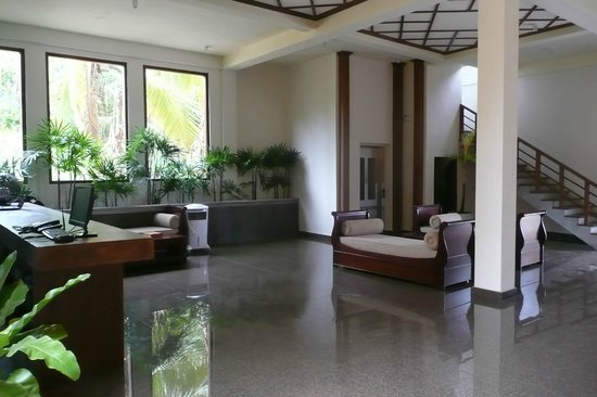 Thaproban Pavilion Resort and Spa : lobby