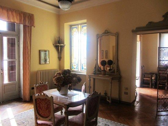 Villa Torretta: Villa Dining Room