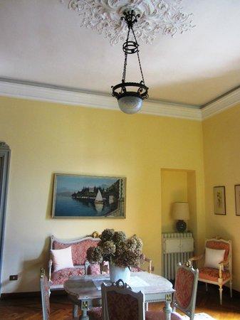 Villa Torretta: Dining room