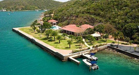 Hassel Island