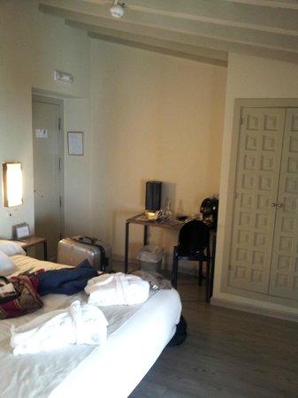 Hotel Boutique Casas de Santa Cruz: chambre 201