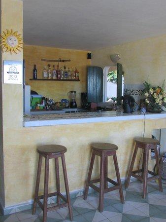 Pousada Chez Roni : Bar