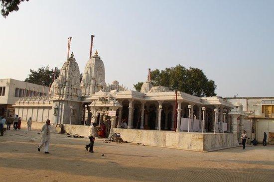 Mahudi Jain Temple Photo