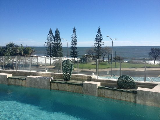 Oceans Mooloolaba: View from our balcony