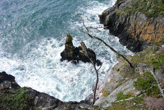 East Sooke Regional Park: An example of the spectacular coast line