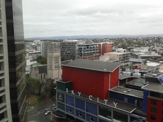 SKYCITY Grand Hotel: View proximity to Entertainment centre