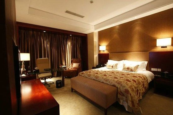 Mingdu Hotel: Room