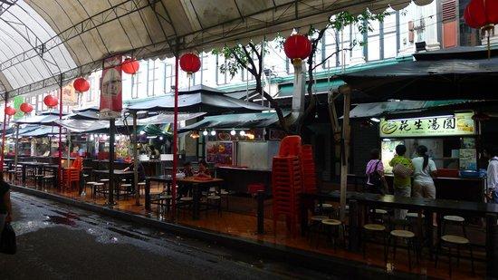 Chinatown Food Street: Food Street in Chinatown