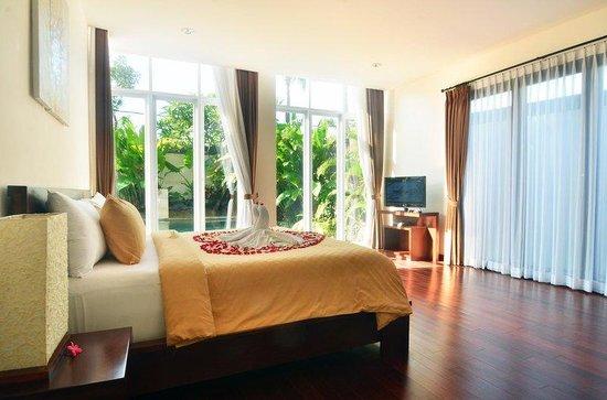 Bali Luxury Villas Seminyak : Guest Room