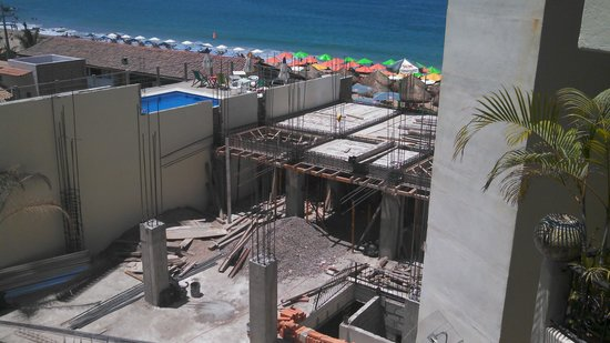 Blue Chairs Resort by the Sea: construcción anexa