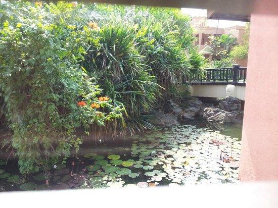The Leela Goa: Outside view 2