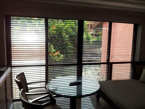 The Leela Goa: Room view 2