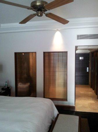 The Leela Goa: Room view 3
