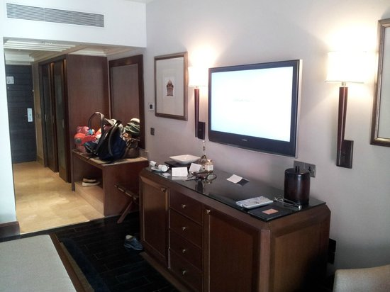 The Leela Goa: Room view 1