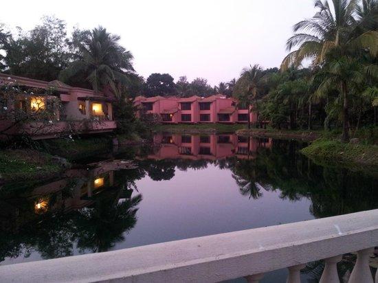 The Leela Goa: Outside view