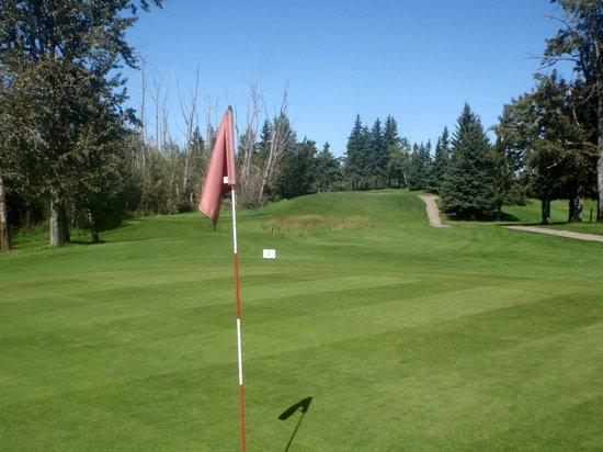 Elk Island Golf Course