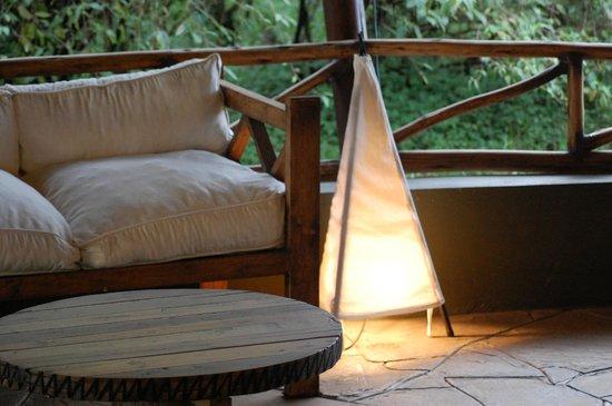 Olowuaru Keri Mara Camp: Lounge